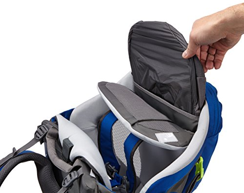 Thule Sapling Child Carrier, Slate/Cobalt by Thule (Image #18)
