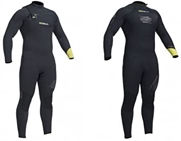 Gul Mens 5 4 Blindstitched Response Steamer Wetsuit - choice of Back Zip or  Chest 4c4086b74