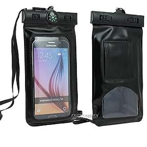Funda impermeable para teléfono, Smartphone Kayak natación Canyon-Barco de senderismo LG G2, G3, G4