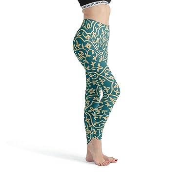 Charzee - Mallas de Yoga para Mujer, cómodas, para Correr ...