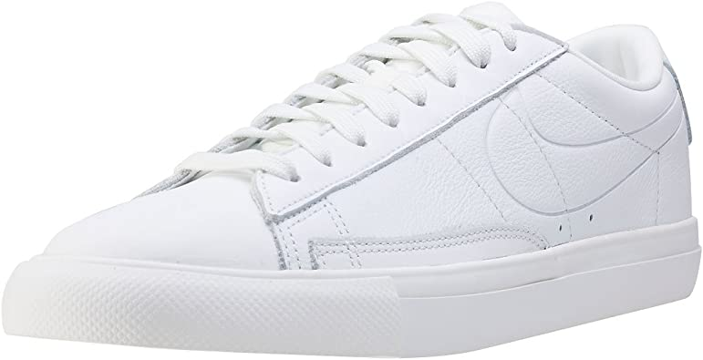 Nike Blazer Low Hommes Trainers 371760 Sneakers Chaussures