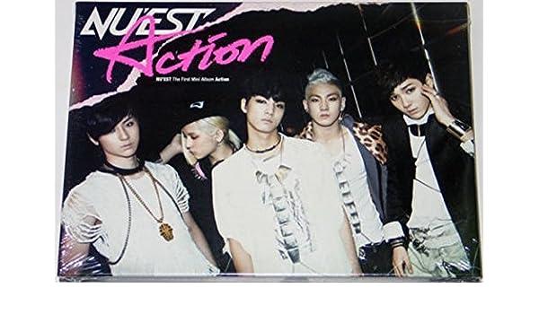 NU/'EST NUEST 2nd Mini Album CD+Photobook Hello