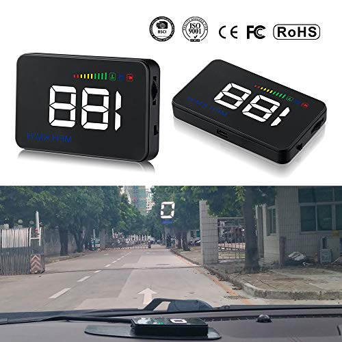 - Qianbao Head Up Display Car HUD 3.5