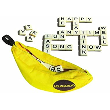 Bananagrams (Discontinued by manufacturer)