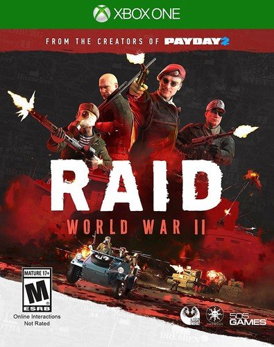RAID: World War II - Xbox One (Best World War 2 Computer Games)