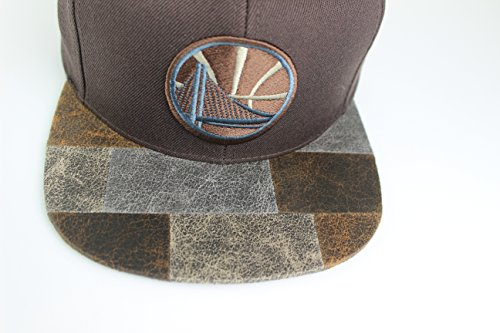 Mitchell   Ness NBA Petrified Wood Micro Suede Visor Snapback Cap ... c641d1136c63