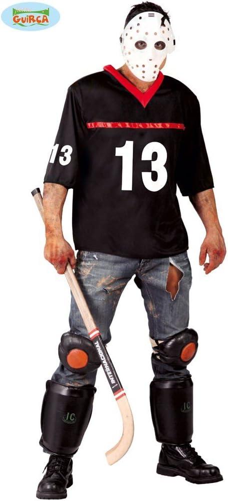 Disfraz de Viernes 13 (talla 48-52): Amazon.es: Juguetes y juegos