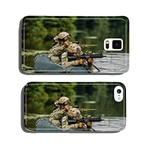Rangers team ferried by boat across the river cell phone cover case iPhone6 Plus
