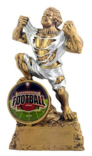 Engraved Football - 6