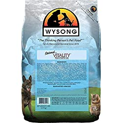 Wysong Optimal Vitality Adult Feline Formula Dry Cat Food