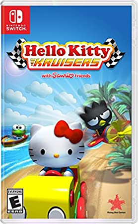 Hello Kitty Kruisers with Sanrio Friends - Nintendo Switch