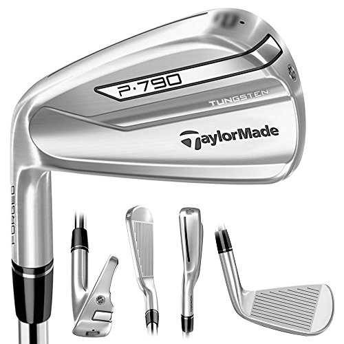 TaylorMade P790 Iron Set 2017 Left 4-PW UST Recoil 760 ES F3