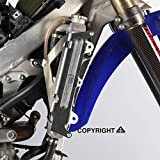 Radiator Guards Yamaha YZ250F 2014-2017 — YZ 250 F Protection Braces ACD
