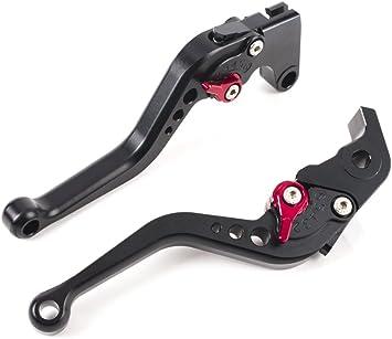 For Yamaha YZF R1//R1S R6 2017-2018 CNC Folding Extending Brake Clutch Levers Set