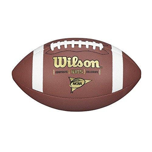(Wilson NCAA Replica Football(Official Size))