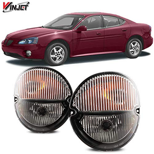 fog lights for pontiac grand prix - 8