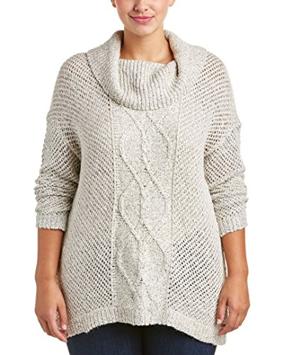 BB-Dakota-Womens-Plus-Size-Dugger-Marled-Yarn-Cable-Knit-Sweater