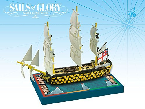 - Sails of Glory Ship Pack - HMS Victory 1765, 1805 Board Game