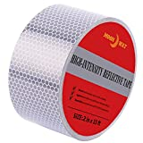 "Best Reflective Tapes - Conspicuity Tape 2"" x 15' Silver Reflective Tape Review"