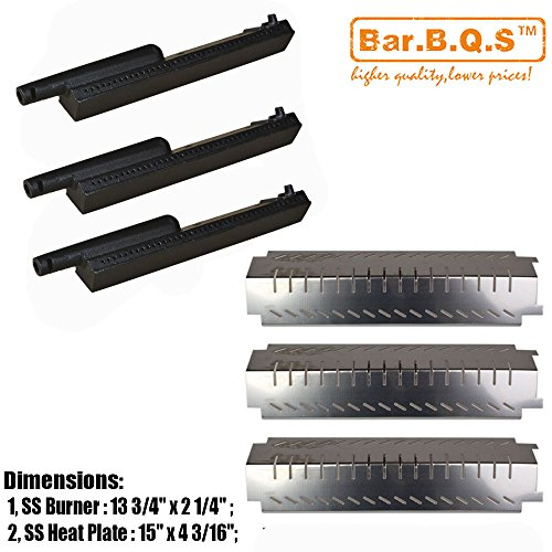 Bar.b.q.s 3pack Gas Grill Repair Kit Replacement Grill St...