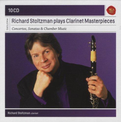 ays Clarinet Concertos & Sonatas (Richard Stoltzman Clarinet)