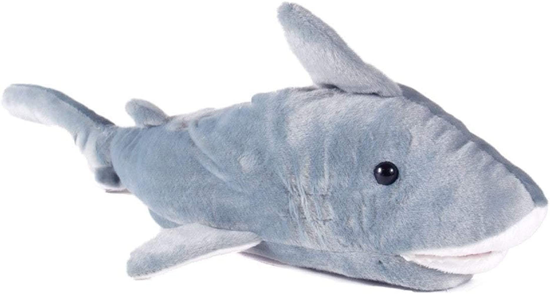 size 7 various colors first rate Amazon.com | Happy Feet 9042-3 - Shark - Large Animal Slippers ...