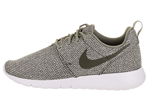 Nike Kids Roshe One Running Shoe Stucco Scuro / Sequoia Light Bone
