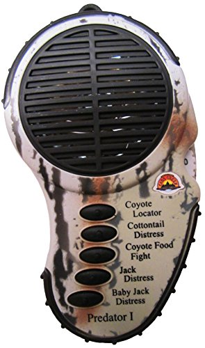 Coyote Call - Cass Creek - Ergo Call - Predator Call - CC010 - Handheld Electronic Game Call - Coyote Hunting