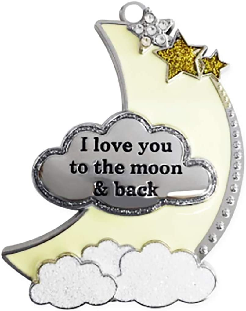 Harvey Lewis 2020 Snowflake Christmas Ornament, Genuine Swarovski Crystals Amazon.com: Harvey Lewis 2018 Moon and Stars Christmas Ornament
