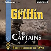 The Captains: The Brotherhood of War Series, Book 2 | W. E. B. Griffin