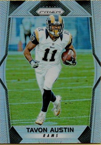 Football NFL 2017 Prizm Prizm #72 Tavon Austin LA Rams by