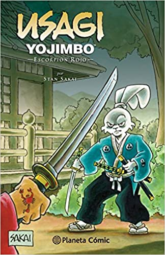 Usagi Yojimbo nº 28: Escorpión rojo Independientes USA ...