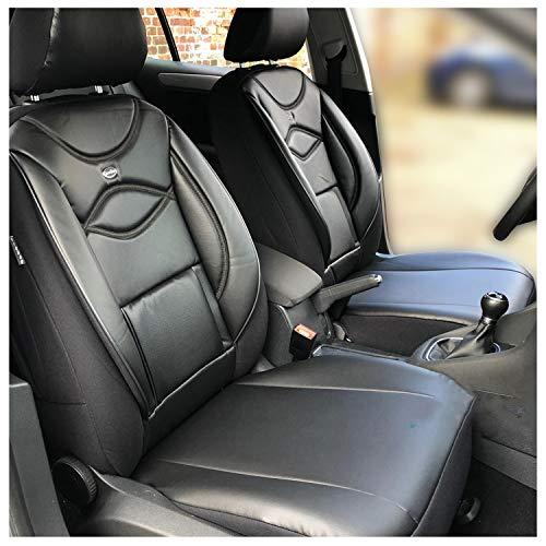Maat stoelhoezen compatibel met Ford Focus II bestuurder en passagiers vanaf 2004-2010 Kleurnummer: D104