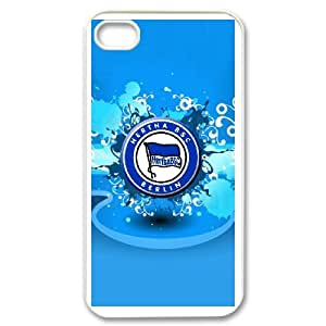 Hertha Berlin Phone Case For iPhone 4,4S T84164