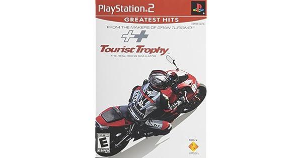 Amazon com: Tourist Trophy - PlayStation 2: Artist Not