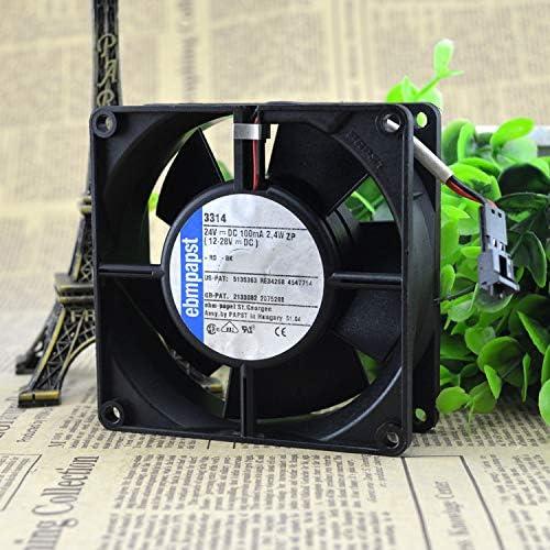 Cytom for 3314 24VDC 100MA 2.4W Original German ebmpapst 929232 high-end Equipment Fan