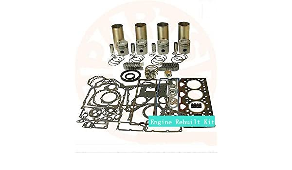 GOWE ENGINE REBUILD KIT for 2F ENGINE REBUILD KIT LAND