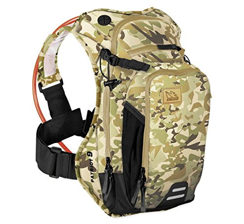USWE Patriot 9 Limited Edition Hydration Pack - 2.5 liters - CAMO - US0028 by USWE