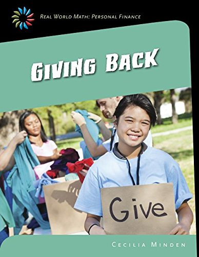Giving Back (Real World Math: Personal Finance)