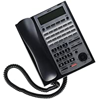 NEC NEC-1100161 SL1100 IP Telephone with 24 Buttons, 4.2, Black