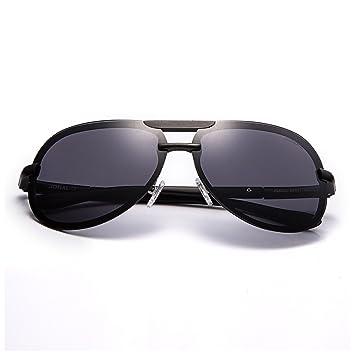 8 pcs Conjunto Vendimia Retro Redondo Gafas de sol Hombre Polarizadas Marcos de Aluminio para Gafas