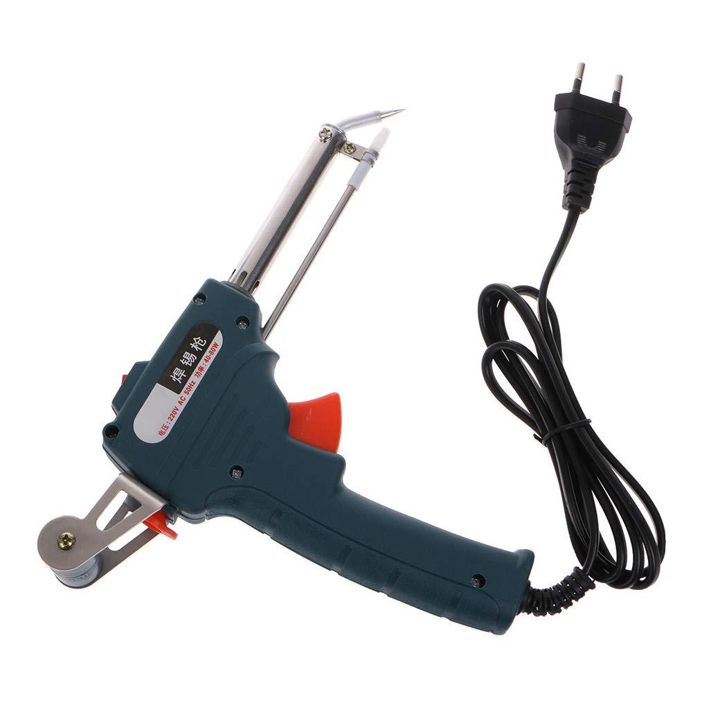 A0127 5 piezas 220 V calor externo soldador eléctrico estaño Kit de envío automático estaño pistola de estaño herramienta de soldadura: Amazon.es: Bricolaje ...