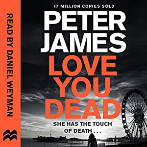 Love You Dead Audiobook
