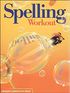 Spelling workout level a student edition modern curriculum press spelling workout level d pupil edition fandeluxe Gallery