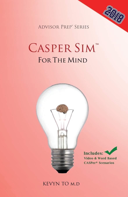 CASPer SIM for the Mind (Advisor Prep)