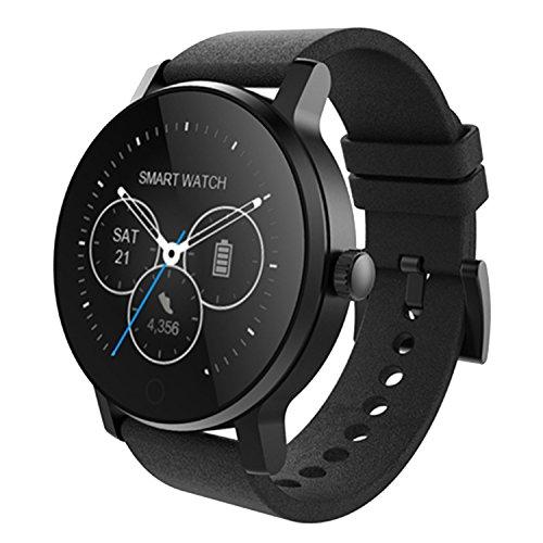 LuckyNV SMA-09 Bluetooth 4.0 Heart Rate Monitor Smart Wat...