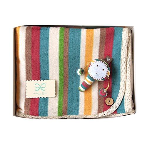Bobo BOBO gift set cotton blankets + den-den daiko 8826 by Unknown