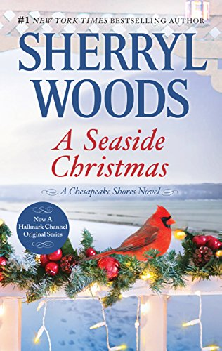 A Seaside Christmas (A Chesapeake Shores Novel) cover
