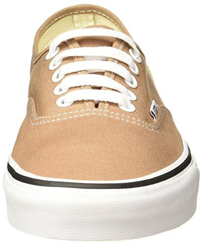 Vans Les Chaussures De Sport Authentiques (oeil De Tigres / Blanc Véritable) Chaussures Vulc Skate Unisexe