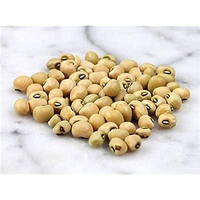 Shoppy Star Germination Seeds: 100 - Seeds: Lady Pea (Tiny White peas) - Produces Heavy yields of Tiny Creamy White cowpeas : Garden & Outdoor